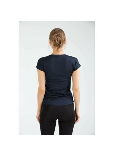 Umbro Flaty Vf-0015 Fusya Kadın Tişört Siyah